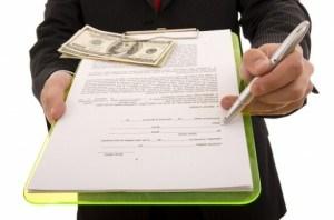 взыскание долга по разовой сделки
